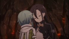 calm down sinon