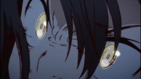 murderous eyes
