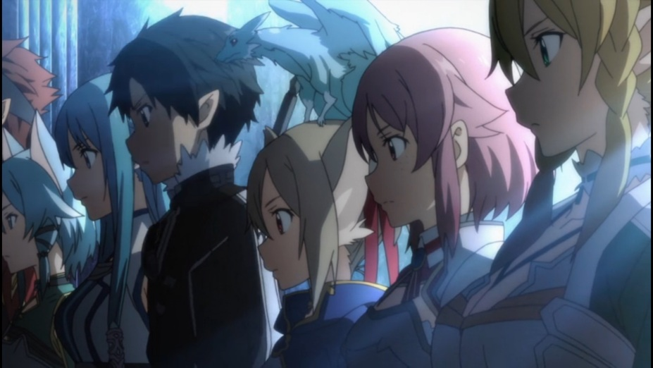 Image result for sword art online mother's rosario