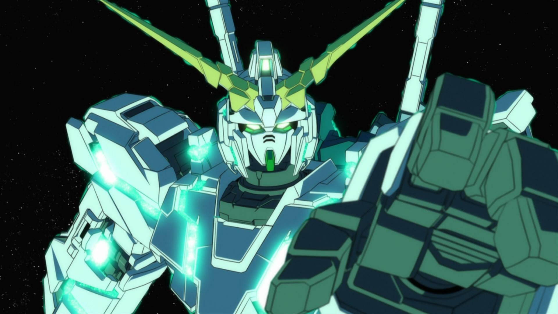 Gundam Unicorn