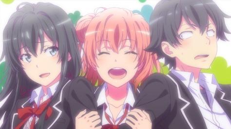 Yahari Ore no Seishun Love Comedy wa Machigatteiru. Zoku - ED - Large 03