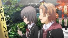 Yahari Ore no Seishun Love Comedy wa Machigatteiru. Zoku - 01 - Large 22