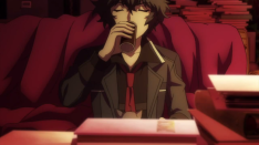 Akechi and Cat